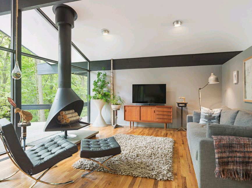 tủ TV gỗ đơn giản