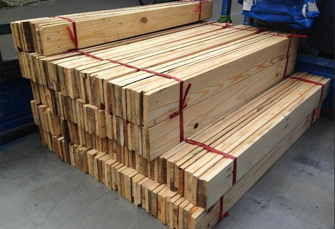 gỗ pallets