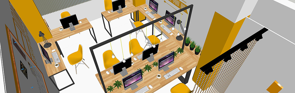 homeoffice 3d design
