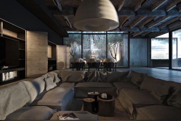 Thiết kế nhà ở đẹp chất lượng tại thành phố HCM