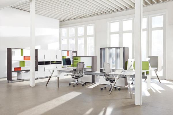 8 xu hướng thiết kế nội thất văn phòng 2016