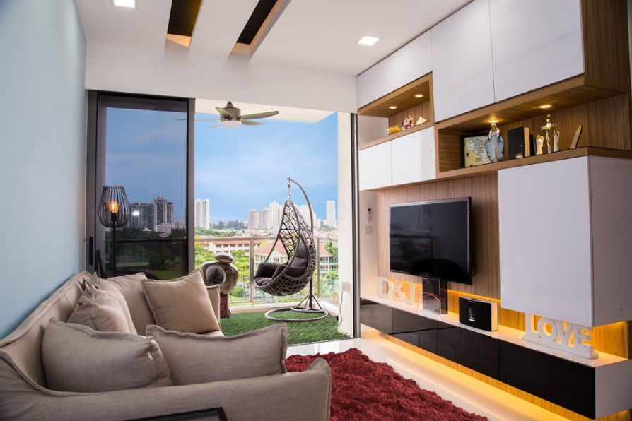 10 mẹo bố trí nội thất phòng khách