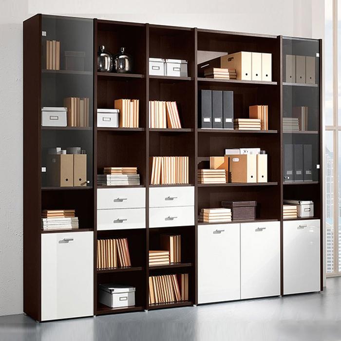 tủ văn phòng gỗ mdf