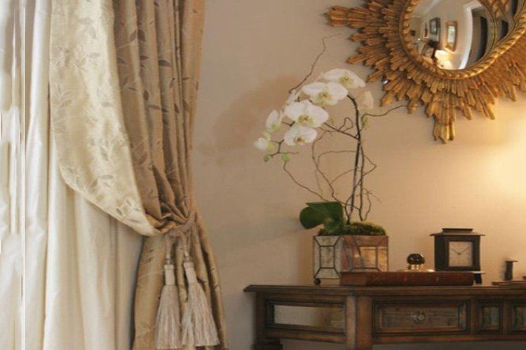 Hoa lan trong phong cách nội thất Á Đông