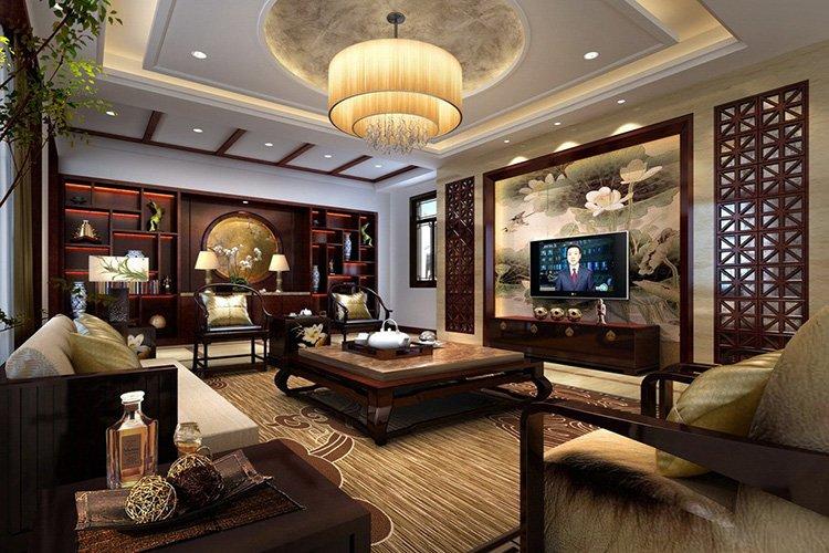 Phong thủy trong phong cách nội thất Á Đông