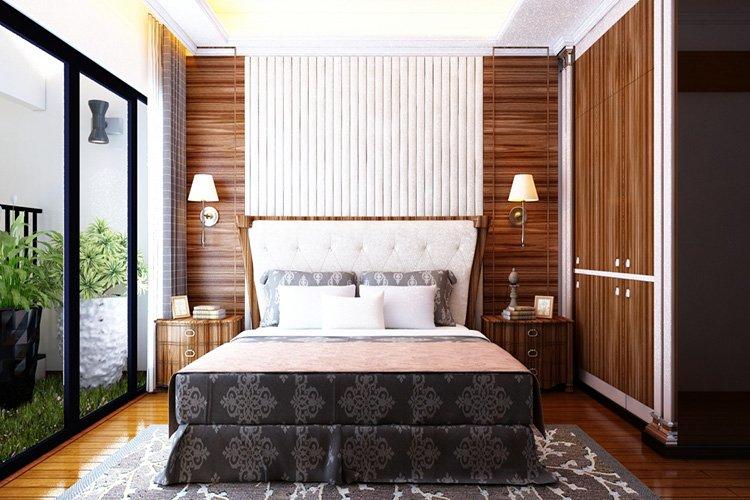 Vật liệu phong cách nội thất Á Đông