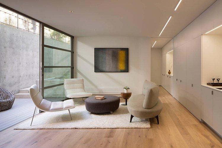 Phong cách nội thất đơn giản