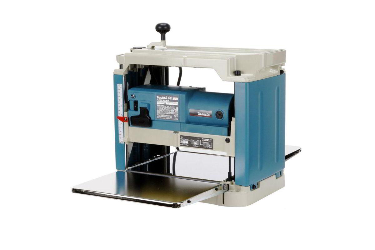 thiết bị máy bào gỗ để bàn mikita