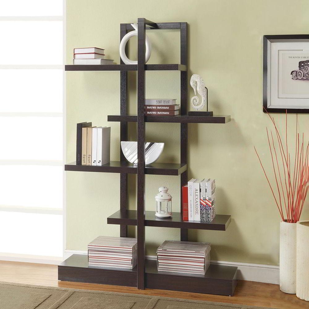 kệ gỗ để đồ trang trí phòng khách