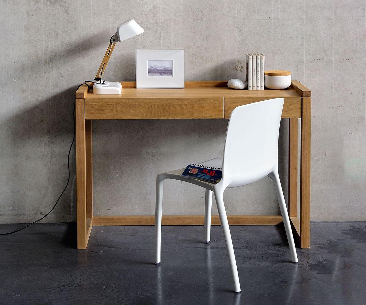 bàn làm việc màu đen hiện đại 3