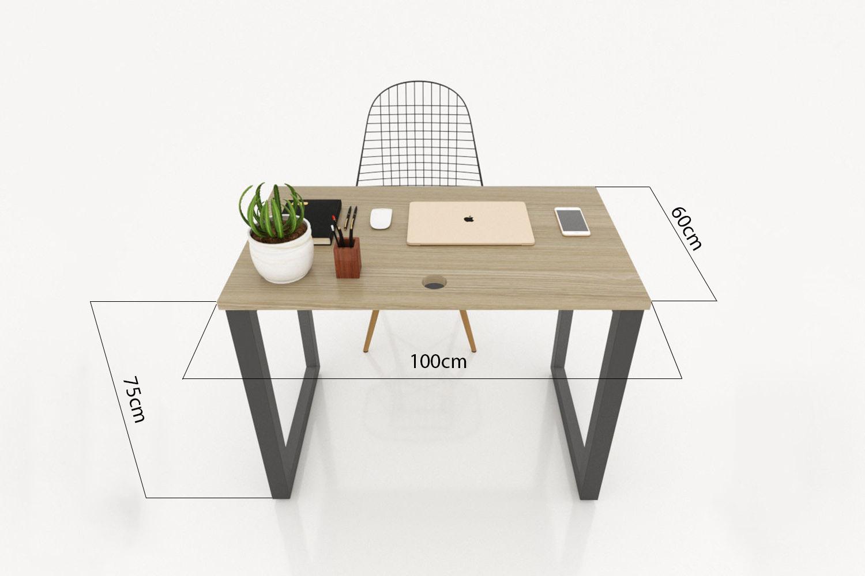 Kết quả hình ảnh cho kích thước bàn làm việc phong thủy