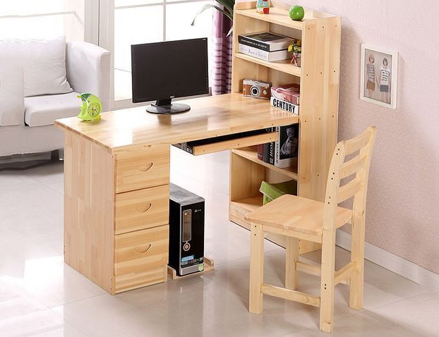 bàn gỗ thông