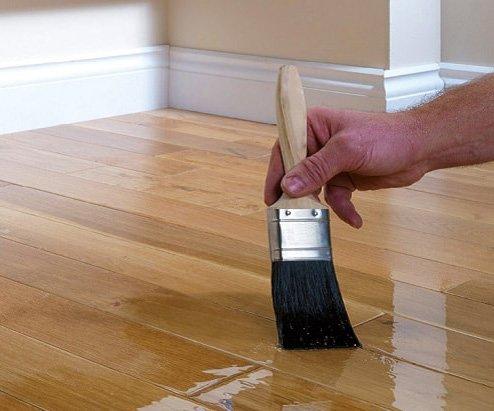 Các loại sơn gỗ phổ biến