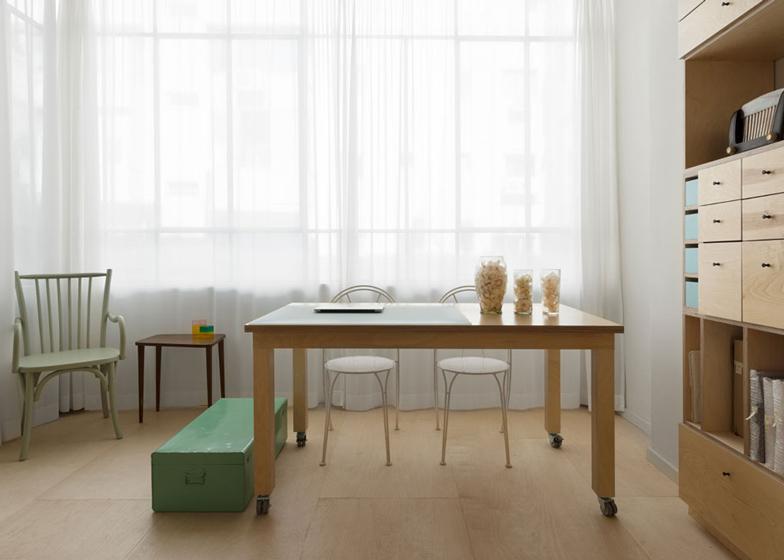 Thiết kế phòng làm việc với không gian nhỏ gọn