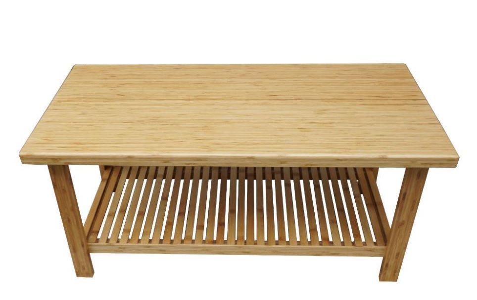 Bàn Sofa gỗ tre ép