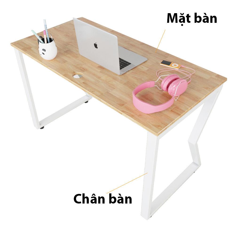 Cấu tạo của bàn