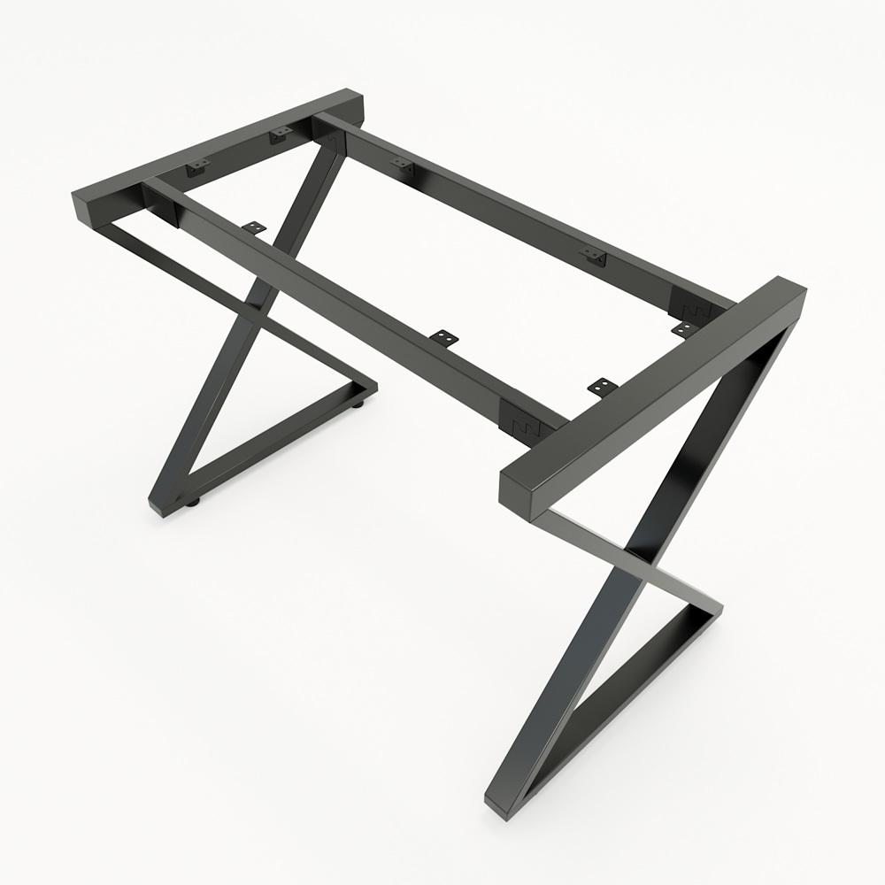 Chân bàn sắt chữ X