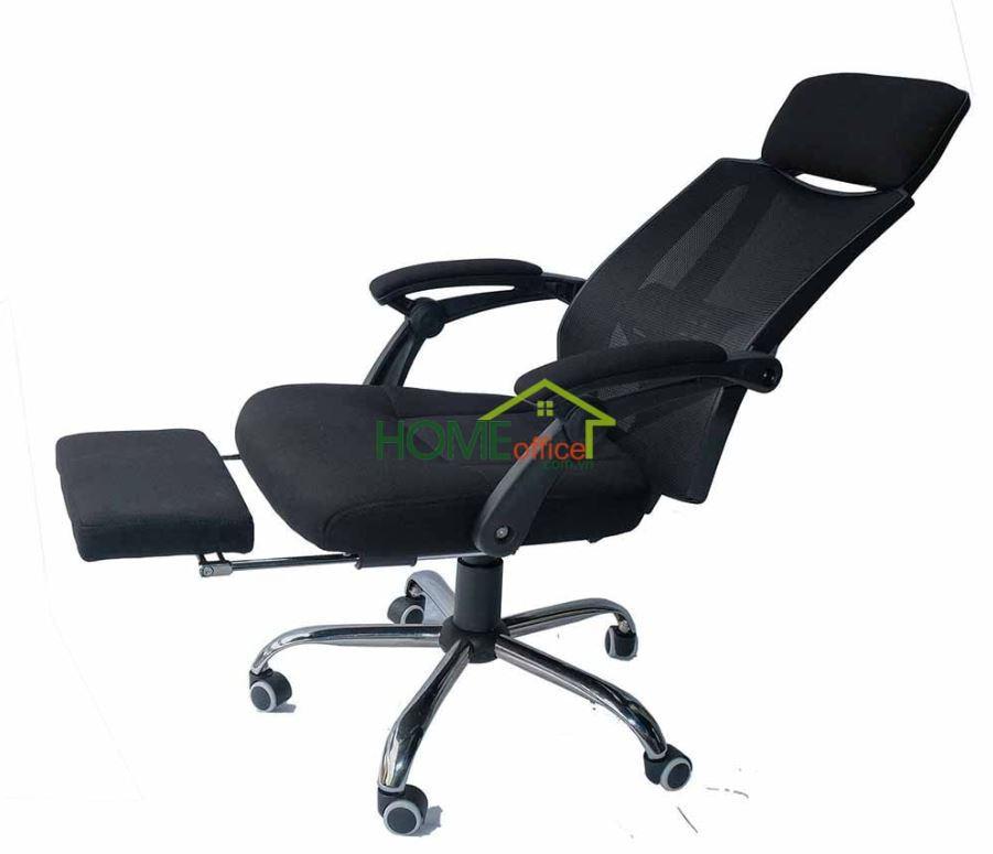 Ghế văn phòng có thể ngả nằm lựa chọn mới cho dân văn phòng