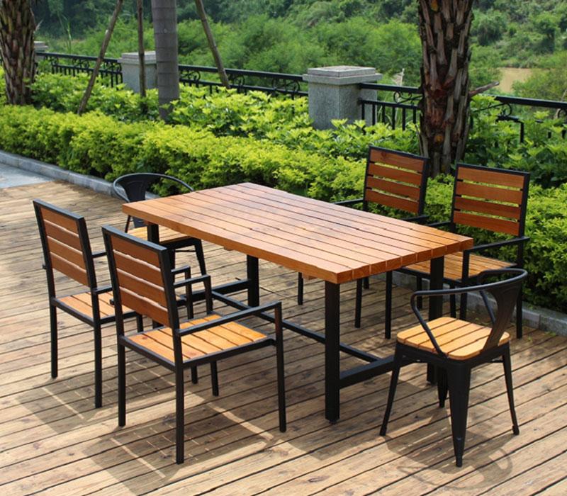 Ghế cafe ngoài trời