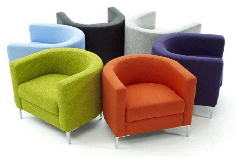 Ghế Sofa cafe nhiều màu