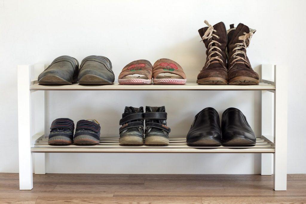Kệ để giày đơn giản