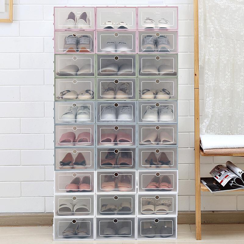 Tủ đựng giày nhựa