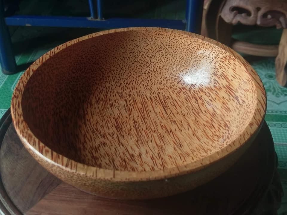 WOca và các sản phẩm chén dĩa từ gỗ Dừa