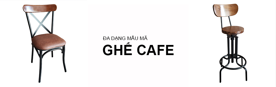 ghế cafe homeoffice