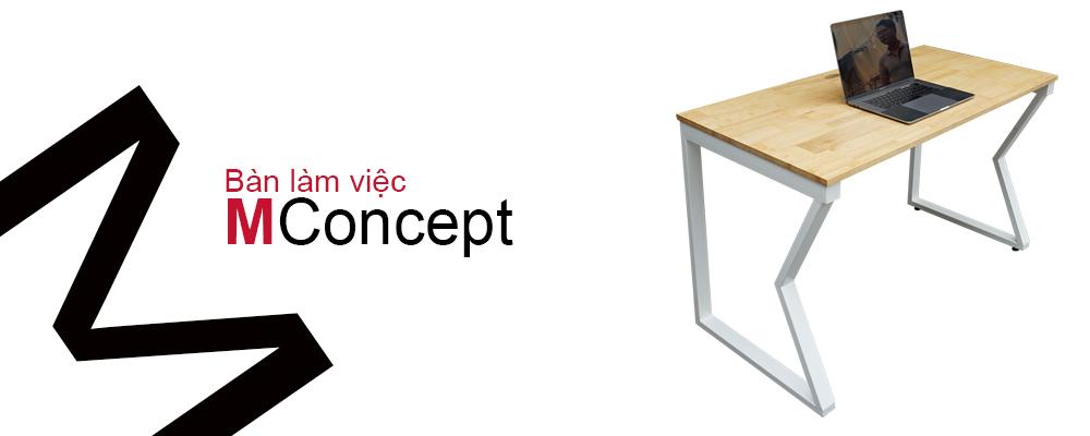 hệ bàn Mconcept
