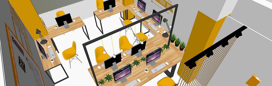 homeoffice 3d design