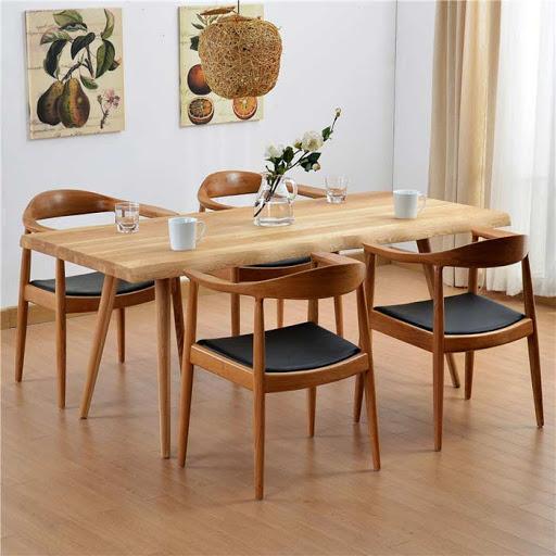 Mẫu bàn ăn phong cách nhật bản
