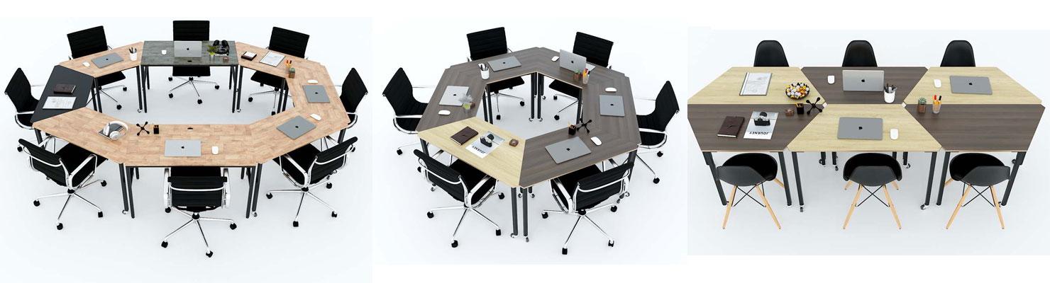 Hệ bàn văn phòng Legp