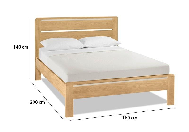 Kích thước giường ngủ đôi