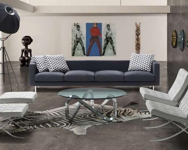 Bàn sofa kình