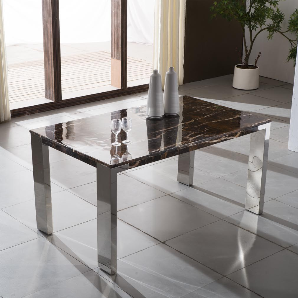 bàn trà phòng khách đá