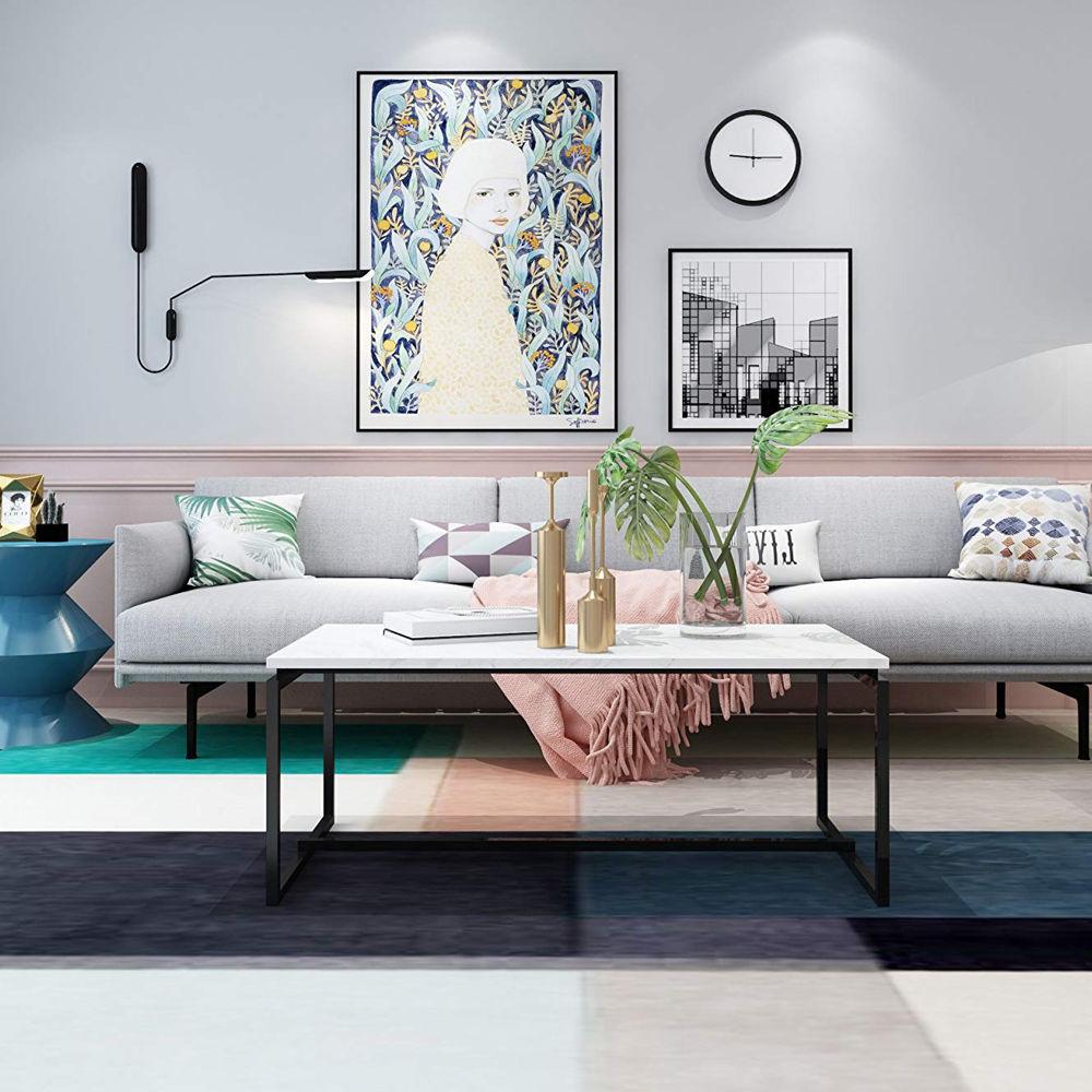 bàn trà sofa phòng khách