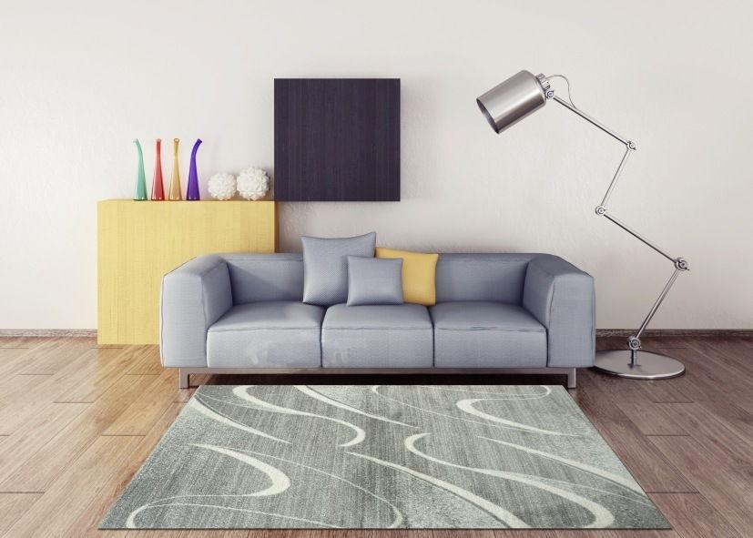 Thảm tấm trang trí phòng khách khỗ lớn
