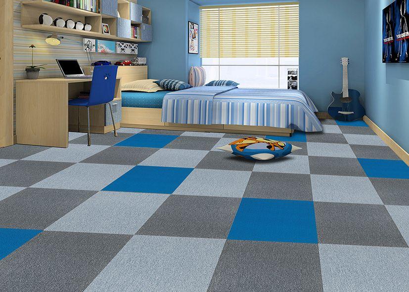 Thảm tấm phòng ngủ khổ nhỏ