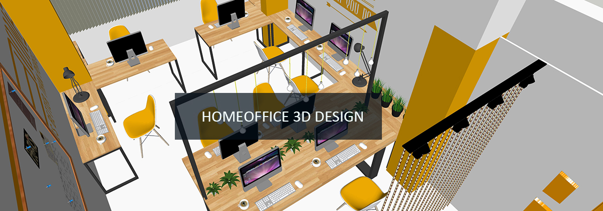homeoffice 3d house