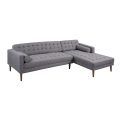 SFL68008 - Ghế sofa góc chữ L - 240x80x90 (cm)