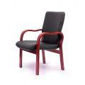 HOM1062 - Ghế nệm chân quỳ cho phòng họp