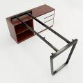 HCTC022 - Chân bàn gác tủ hệ Trapez Concept 140x70 lắp ráp