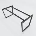 HCTC007 - Chân bàn sắt hệ Trapez Concept 160x80 lắp ráp