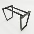 HCTC001 - Chân bàn sắt hệ Trapez Concept 100x60 lắp ráp