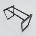 HCTC004 - Chân bàn sắt hệ Trapez Concept 120x70 lắp ráp