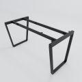 HCTC005 - Chân bàn sắt hệ Trapez Concept 140x70 lắp ráp