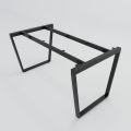 HCTC006 - Chân bàn sắt hệ Trapez Concept 140x80 lắp ráp