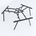 HCAC023 - Chân bàn cụm 3 hệ AConcept 236x205cm lắp ráp