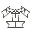 HCMC023 - Chân bàn cụm 3 hệ MConcept 236x205 lắp ráp
