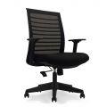 HOGVP065 - Ghế văn phòng chân xoay cao cấp Think-D02